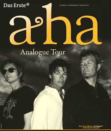A-ha in all their glory.